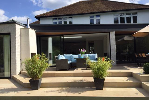 Rear Extension and Extensive Refurbishment, Esher